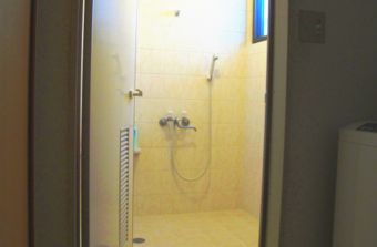 Okinawa Miyakojima Diving Aquatic Adventure Shower Room